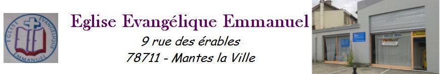 Eglise Evangelique Emmanuel